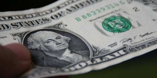 Dollar Geld Banknote