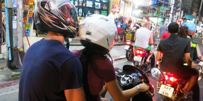 Verkehr Thailand